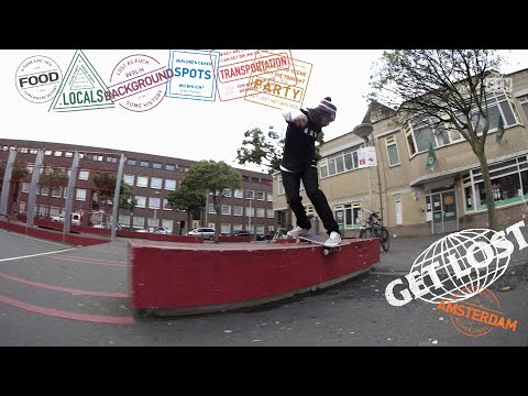 Skate & Have Fun - Anytime, Anywhere  |  GET LOST: Amsterdam