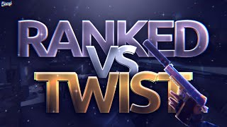 Critical Ops ~ Ranked Vs Twist
