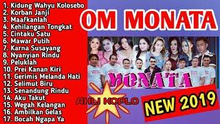 """TERBARU """"NEW 2019"""" OM MONATA - GOYANG DONG"""