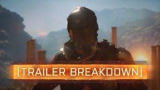 ► HORSE GAMEPLAY + HEAVY CLASS! - Battlefield 1 Gamescom Trailer Breakdown