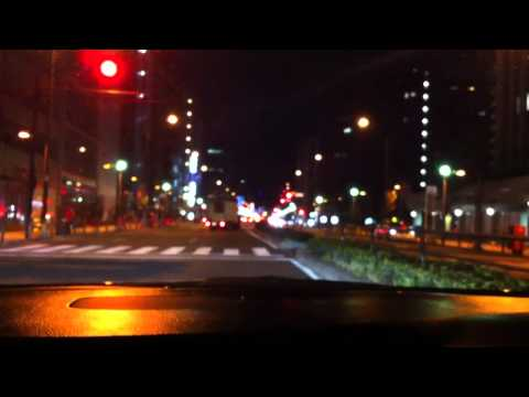 Tokyo - Driving Yokohama with Jason and our crazy Tour Guide