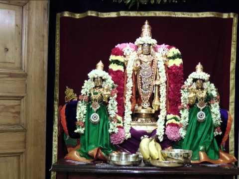 Pasuram & Krithi - Vadinaen Vaadi (Thirumangai Azhwar) & Narayana...