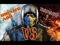 Download Mortal Kombat - Scorpion vs Sub zero - friendship won ? (music video) Must Watch !!!