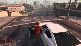 Grand Theft Auto 5 / GTX 960 STRIX / i5 3470 / FPS counter
