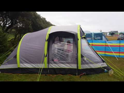 Hi Gear Cirrus 6 after high winds and rain & Nimbus 8 Tent By Hi Gear In Stormy Conditions videominecraft.ru