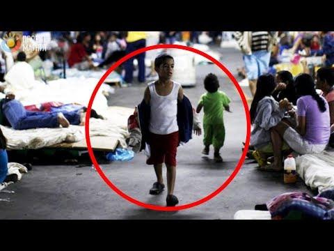 Бездомный мальчик взорвал интернет | Мужчина, потерявший все, нашел невероятный выход!