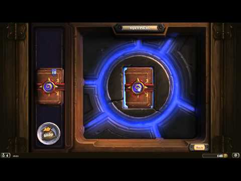 Hearthstone - 40 Pack Opening
