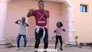 Frank Edward - Believers Anthem -Holy dance challenge 🔥 @supertinyang subscribe please