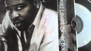 Gerald Levert Feat. Rah Digga - Thinkin' Bout It (Blaq Rain Remix) (1998)