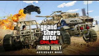 Gta 5 Rhinos Hunt & Other Game Modes