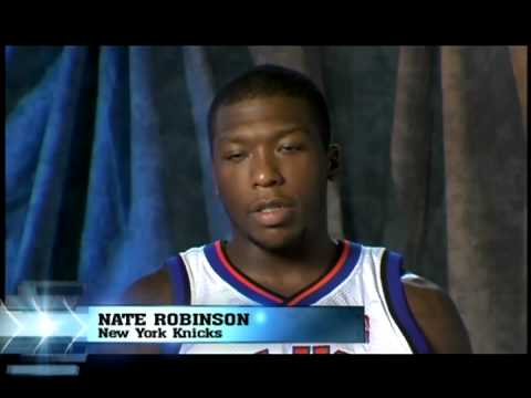 NBA Blooper - Rookies doing their