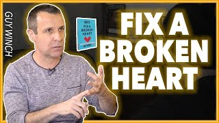 How to Fix a Broken Heart with Guy Winch and Lewis Howes