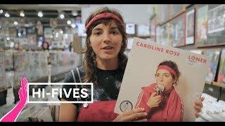 Caroline Rose Recommends Her Top Makeout Albums | HI-FIVES | Vinyl Me, Please