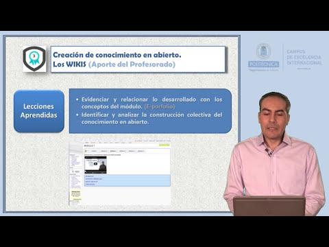 SWLCA: 3.0. Herramienta de software libre: Wiki