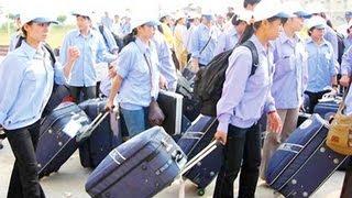 Xuất khẩu lao động - Các cô gái Việt được giải cứu ở Malaysia phần 1