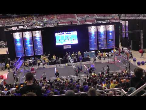 2014 Curie Division FRC Champs – Qualification Match 154