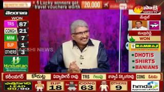 The Fourth Estate -- Telangana Election Result 2018 Updates -- -12th December 2018 - netivaarthalu.com
