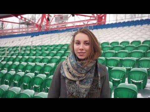 Экскурсия по стадиону «Нефтяник» г. Уфа