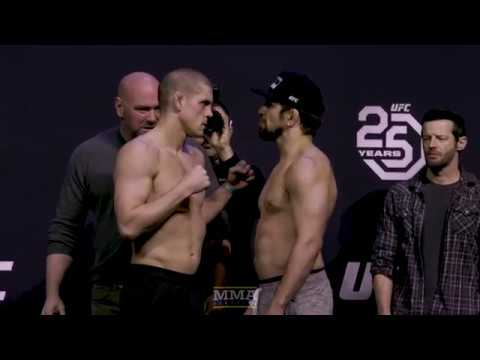 UFC 223 Ceremonial Weigh-In Highlights - MMA Fighting