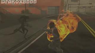 Gta San Andreas - Invasión Alienigena Parte 7 : El inicio de la Venganza
