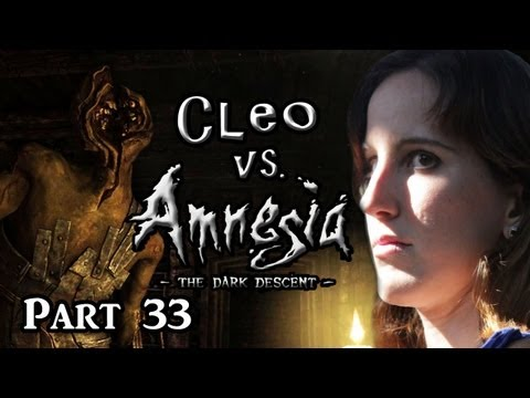 Cleo Vs. Amnesia: Part 33-naked Jawless Old Men (are Hot) video