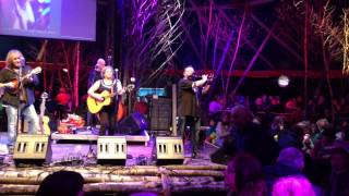 The Burning Biscuit Band live am Wintertollwood