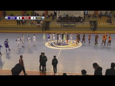 ЕВРО-18. Отборочный турнир. Группа G. Словакия - Россия