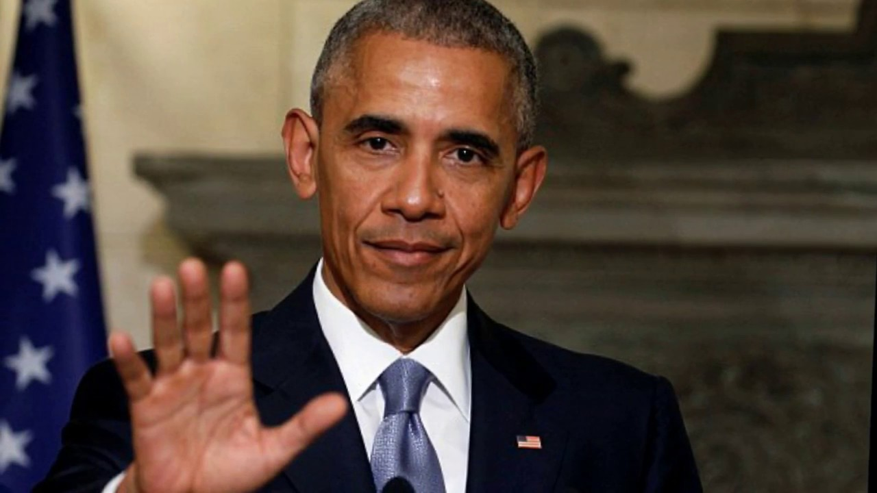 Late-Term Role for Obama: Groomsman in Chief