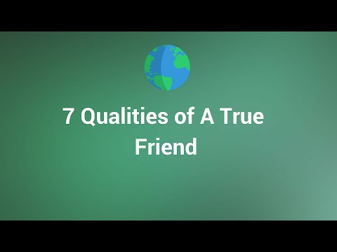 what is a true friend essay
