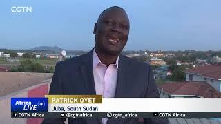 President Kiir & opposition leader meet in Juba for talks