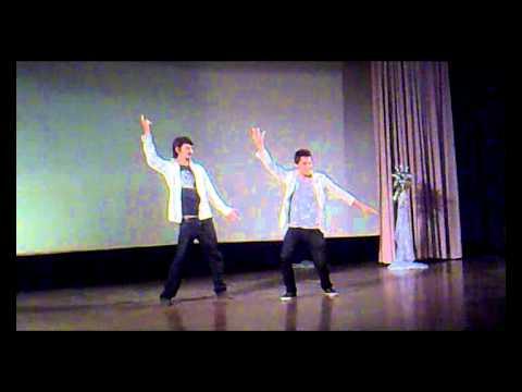 Basit Mphil 2   Uol Dance Chinta Ta Ta Chita Ta video