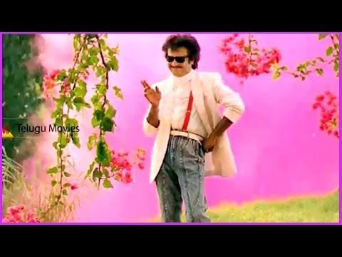 Climax Scene In Raja Chinna Roja Telugu Movie - Rajnikanth,gowthami video