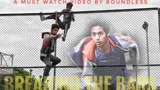 LET'S BREAK THE BARS.. BE BOUNDLESS.. BE BAAGHI.. DON'T MESS WITH ME 1