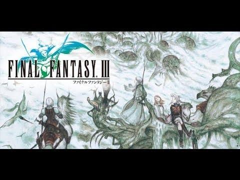 Final Fantasy 3 Walkthrough - Android Ouya iOS DS - Part 6 - Dragon's Peak