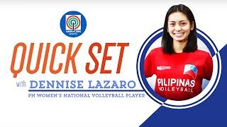 Quickset with Denisse Lazaro | Sports and Action Exclusives