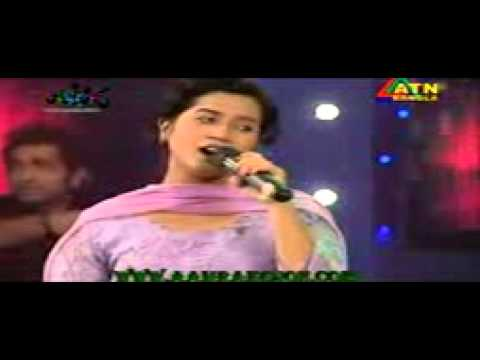 Arfin Rumey And Nancy -  Chitti - Eito Balobasha Bangla Song 2012 video