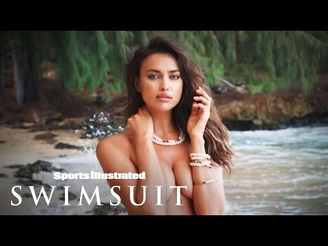 Irina Shayk Intimates | Sports Illustrated Swimsuit 2015