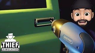 STEALING A CAR!! | Thief Simulator #9