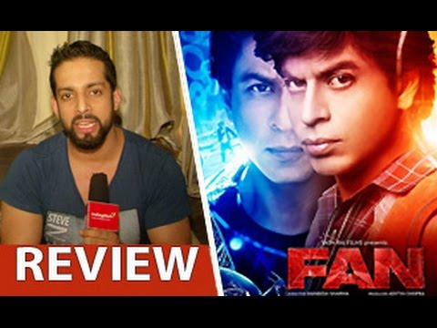Fan Review By Salil Acharya | Shah Rukh Khan, Waluscha De Sousa, Shriya | Full Movie Rating