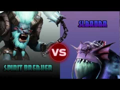 Dota Duels [s1:ep.4]: Slardar vs Spirit Breaker