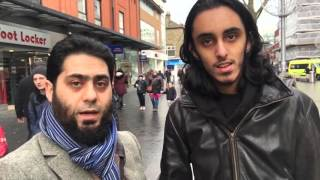 Team Dawah Harrow and wallidjan Dawah Man in  London