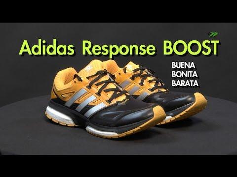 Adidas Response Boost, la amortiguación alemana a precios asequibles