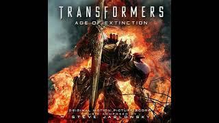13. Painter Bot Broken (Transformers: Age of Extinction Complete Score)