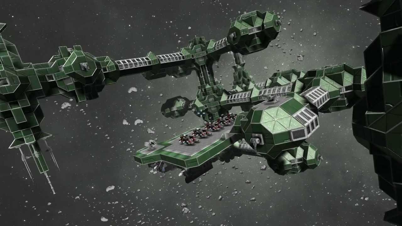 Best Aircrafts Battleships And Space Stations Of Space