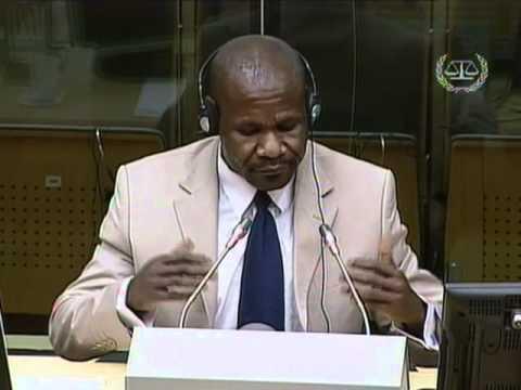 Affaire Germain Katanga et  Mathieu Ngudjolo Chui : procès, témoin, octobre 2011