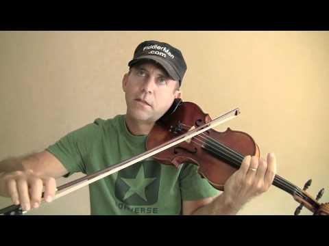 Marcato on the Violin