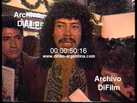 DiFilm - Rene Higuita sale de la carcel 1994
