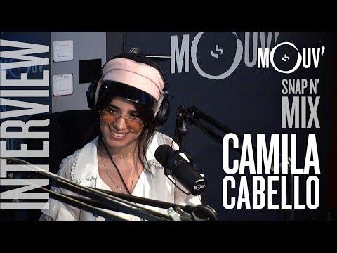 "CAMILA CABELLO : ""J'aimerais faire un featuring avec Stromae, j'adore"" #SNAPNMIX"