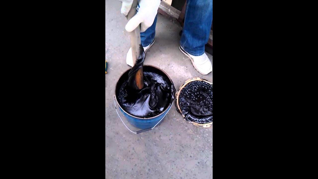 Битумная мастика приготовление своими руками 126