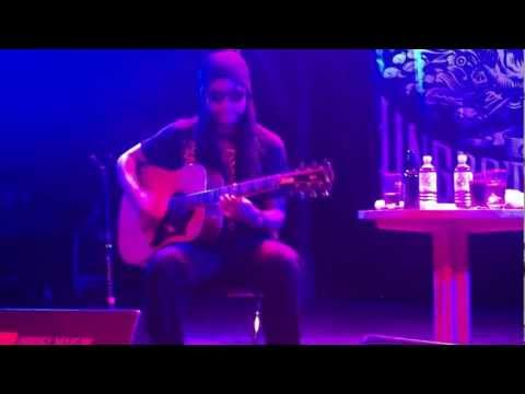 Everlast - An Acoustic Evening - Folsom Prison Blues - 10.12.2012 - Hamburg Fabrik